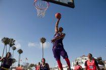 Chris Staples flying high