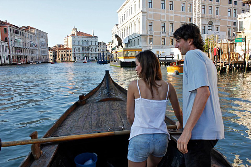Venetian rowing lessons (2/2)