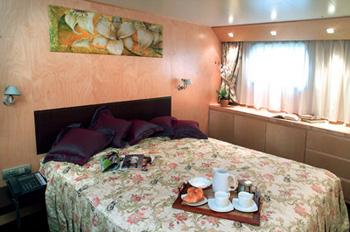 Boat and Breakfast a Venezia su uno yacht di lusso (2/4)