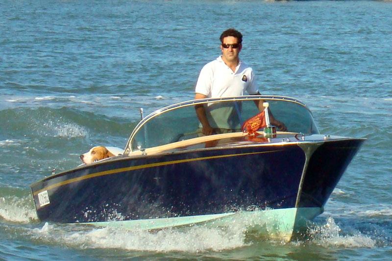 Tour serale in barca per i canali di Venezia (1/2)