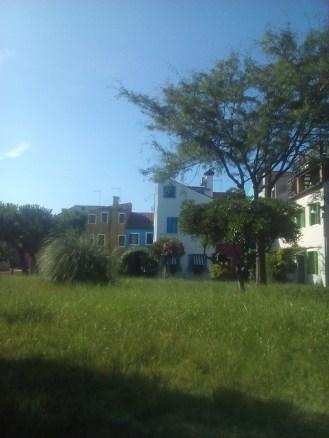 Burano's colourful houses