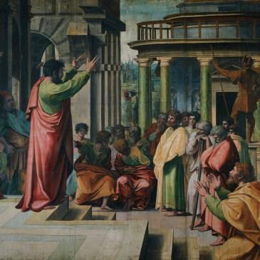 Paul in Antioch of Pisidia | The Voice 9.36: September 08, 2019