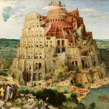 Babel and Knowledge | The Voice 9.34: August 25, 2019