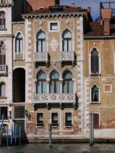 Palazzo Contarini Fasan as it is seen today