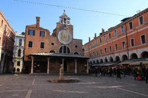 The Church of San Giocomo di Rialto