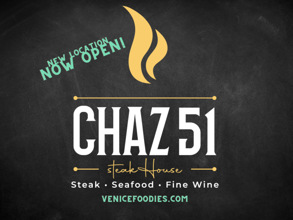 Chaz 51 Steakhouse in Venice