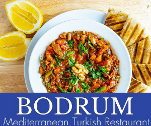 Bodrum Restaurant in Venice FL Turkish Food Mediterranean Food