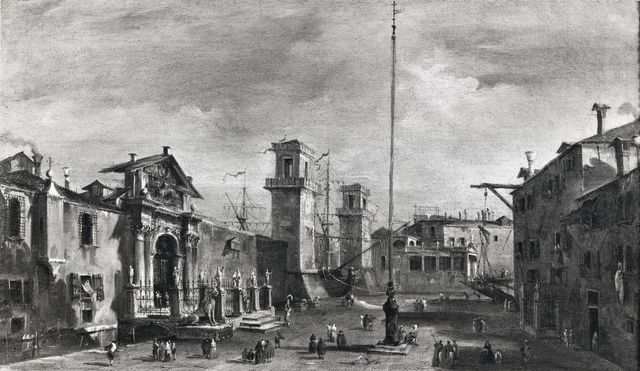 guardi francesco18世紀