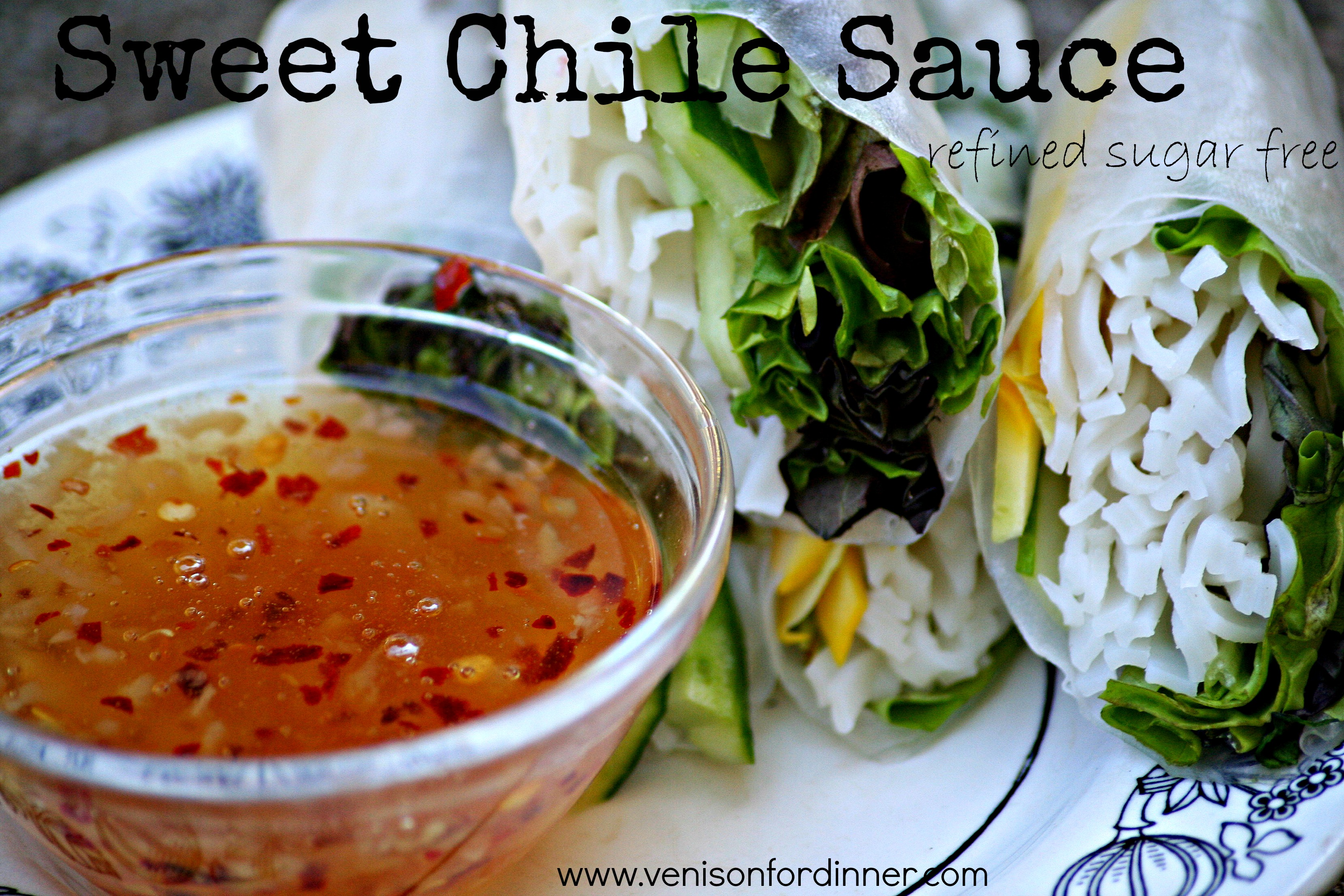 sweet chile sauce