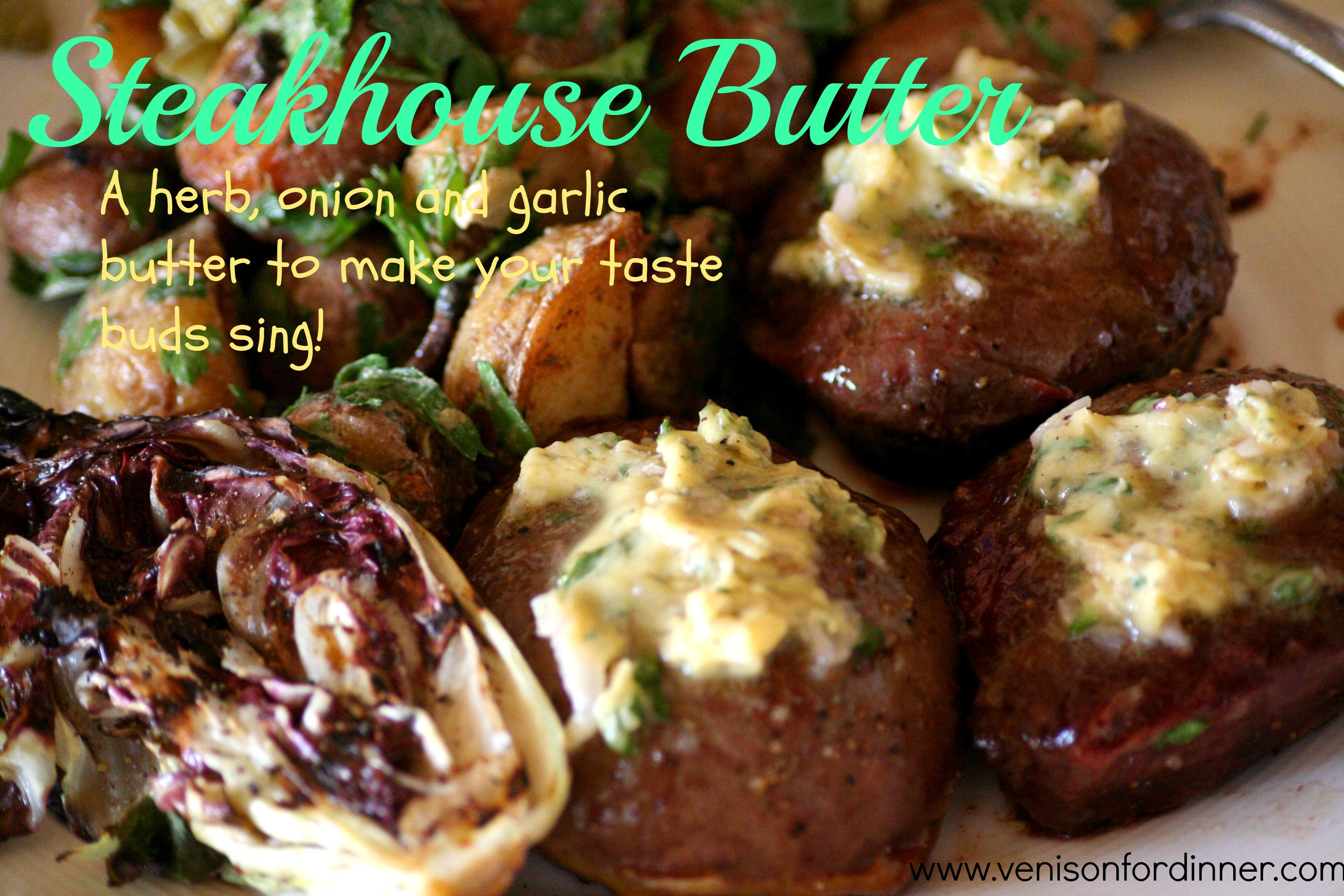 steakhouse butter
