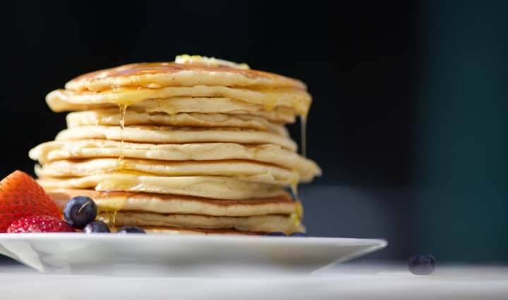 Honey Butter Pancake Syrup