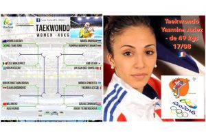 JO rio 2016 taekwondo