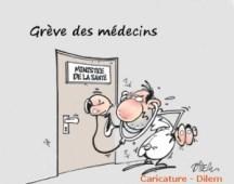 Medecin en greve