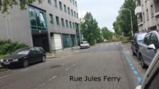 Rue jule ferry