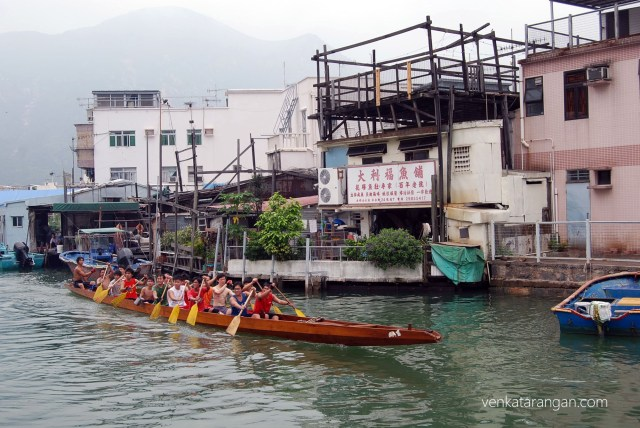 Boat Rowers