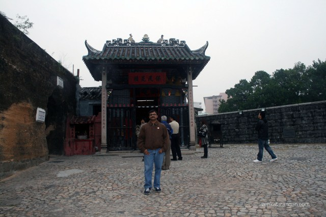 Na Tcha Temple - Photo taken in 2009