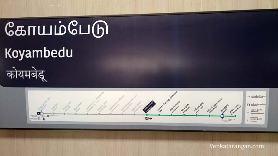 Currently only 7 stations in the green line has been opened, others are under construction