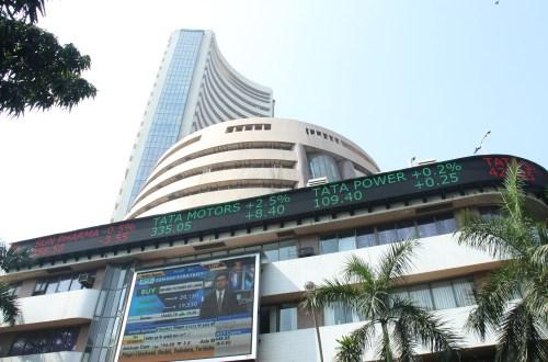 BSE Building at Dalal Street, India, Sensex, NIFTY
