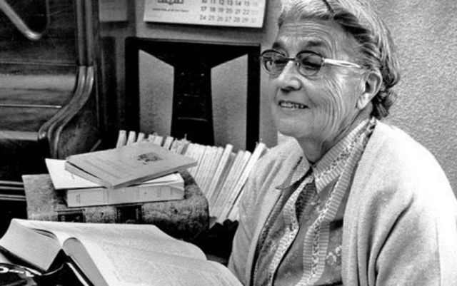 María Moliner (30 March 1900 – 22 January 1981) was a Spanish librarian and lexicographer.