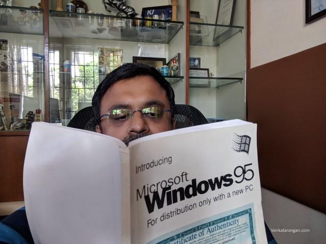 With Windows 95 Manual