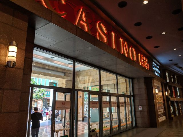 Casino is open for foreign travellers to Singapore
