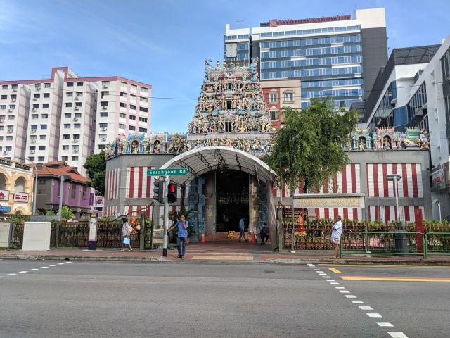 Sri Veeramakaliamman Temple, Serangoon Road