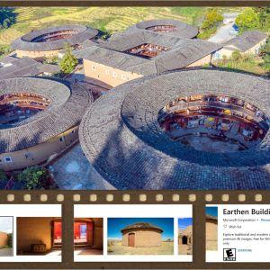 Earthen Buildings Theme