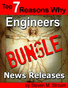 7 Reasons Engineers Bungle News Releases