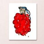 Cherry Bomb! A Sweet Blasts! series image by Matt McKee Photography