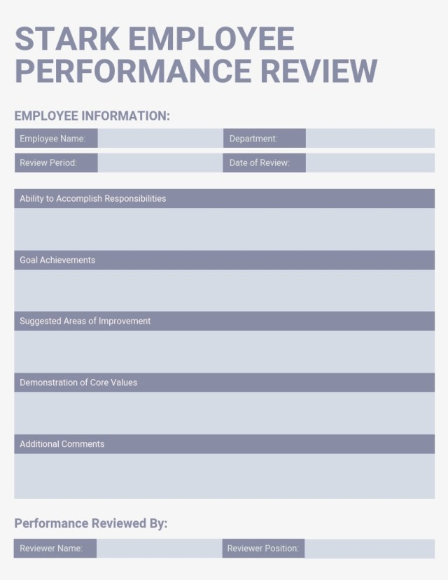 15 Engaging Performance Review Examples (+ Templates)