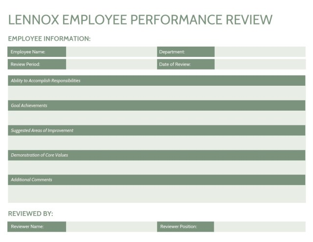 21 Engaging Performance Review Examples (+ Templates)
