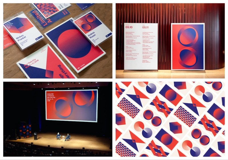 Graphic Design Trends 2020 - Color Gradients 3