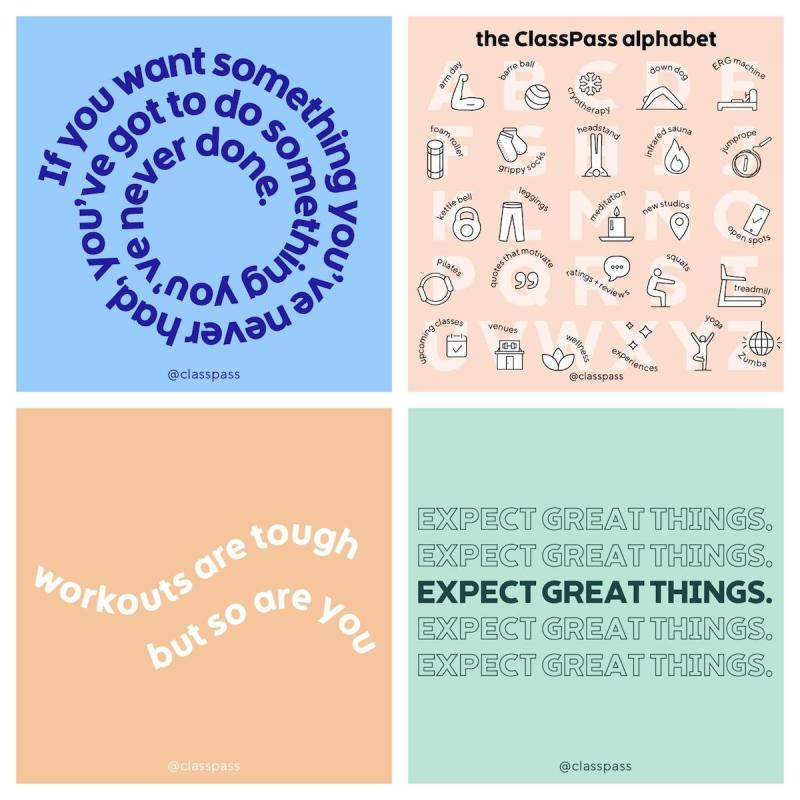 Graphic Design Trends 2020 - Muted Color Palettes 9