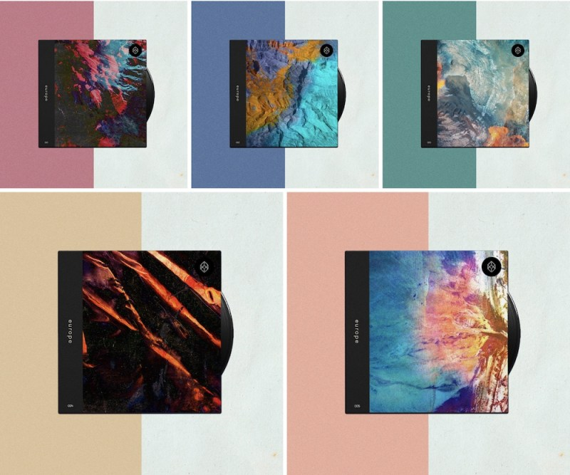 Graphic Design Trends - Futuristic Influences Are Mainstream3