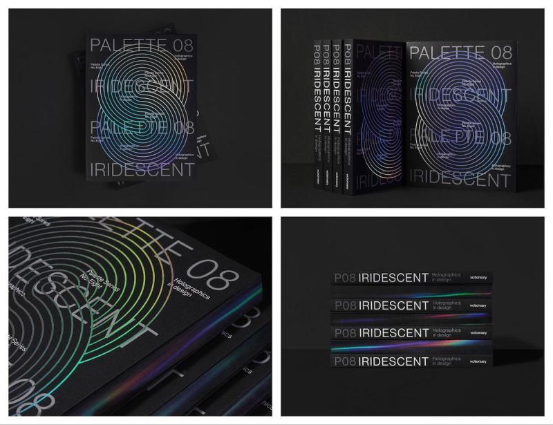 Graphic Design Trends - Futuristic Influences Are Mainstream8