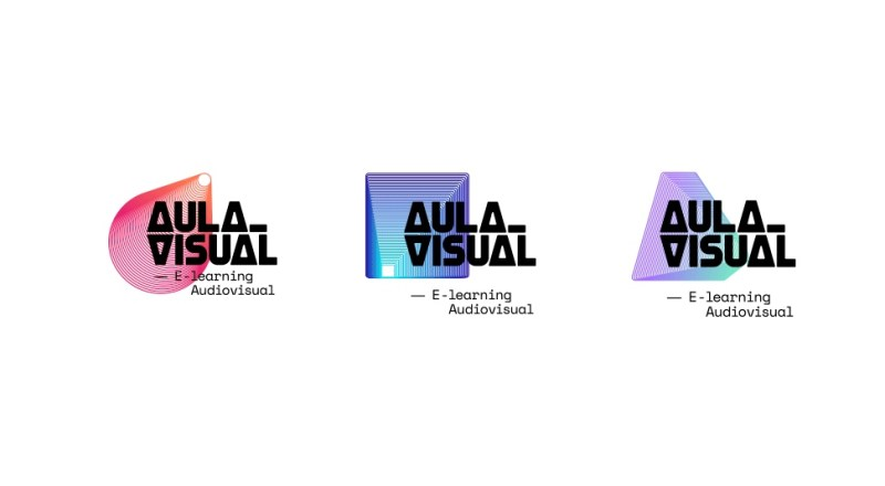 Graphic Design Trends - New Colorful Minimalism 4