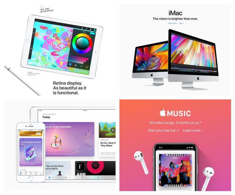 Graphic Design Trends - Pops of Vivid Colors 4