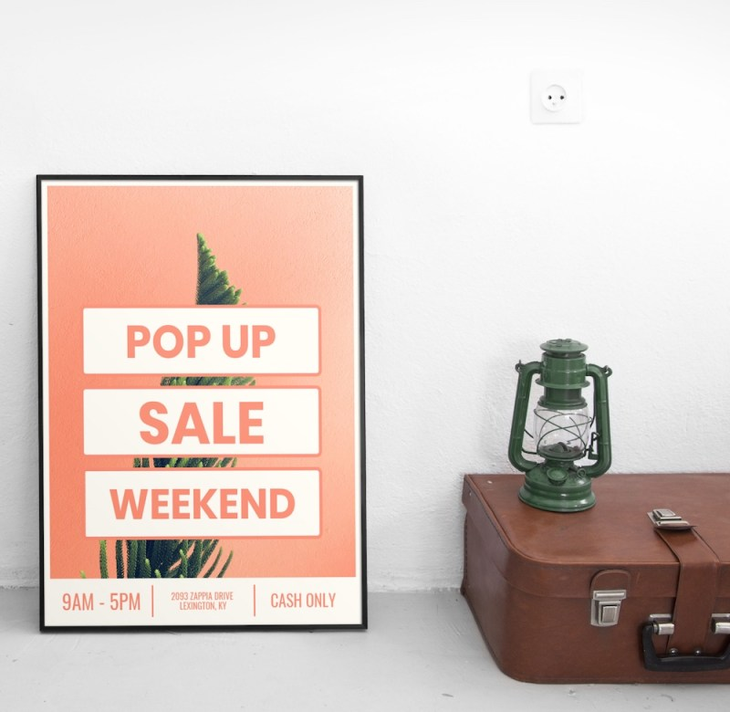 Graphic Design Trends - Strong Typographic Focal Points 9