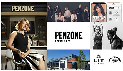 PENZONE'S New Direction: Beauty from the outside in