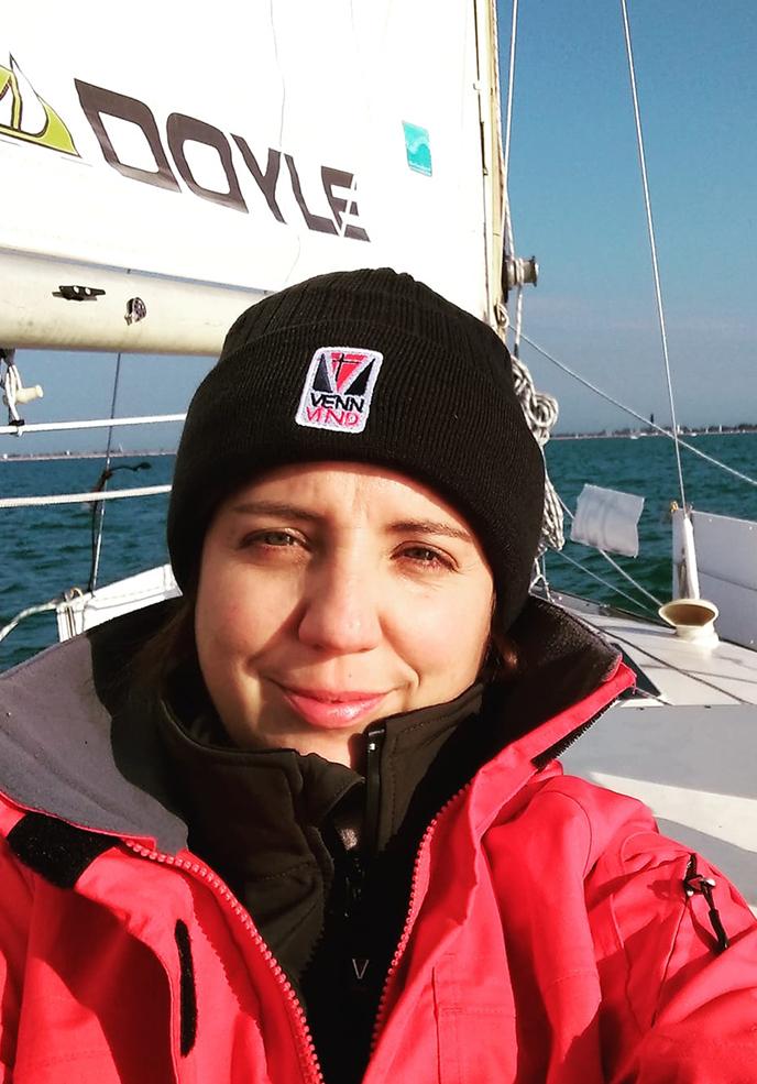 vega sailing team berretto vennvind