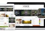 Download Theme Wordpress Voice 2.9.1 Venomku Blog terbaru