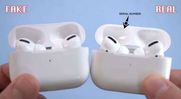 Menemukan Nomor Seri Airpods Anda Apple Support
