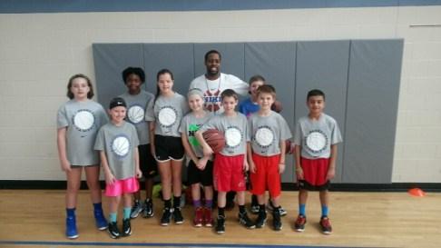 Coach Tre's group