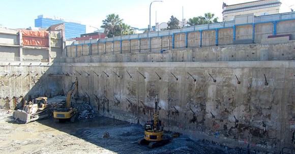 Servicio de Muros-Anclados Quito-Guayaquil-Ecuador