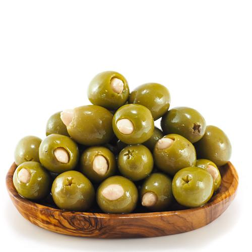 olives sur table