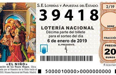 39418 loteria niño