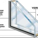 Los 3 tipos de vidrios más usados en ventanas de aluminio