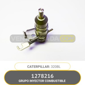127-8216 GRUPO INYECTOR DE COMBUSTIBLE CAT 320B, 325B