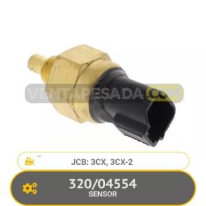320/04554 SENSOR 3CX, 3CX-2, JCB