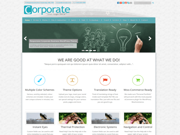 CorporateBusiness